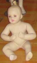 Fiberglass Baby Mannequin