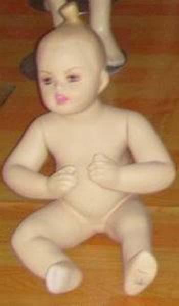 Baby-Fiberglass-Mannequin