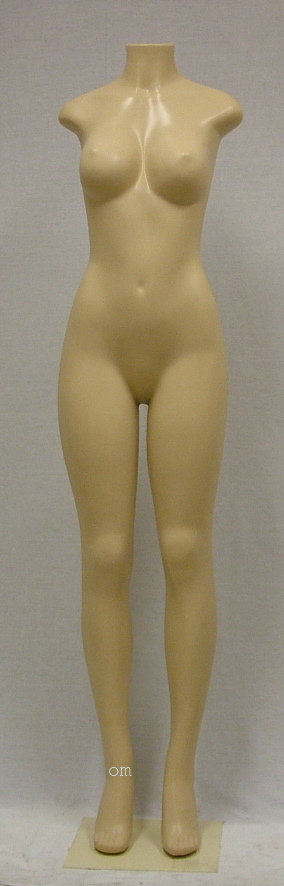 Female Brazilian body