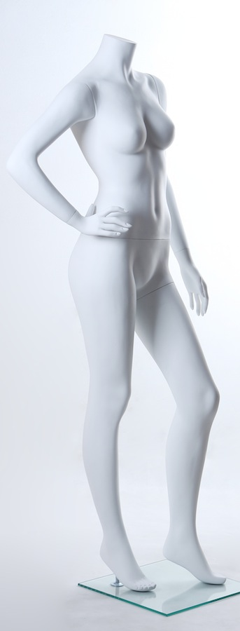 Female-Fiberglass-LM19-Headless