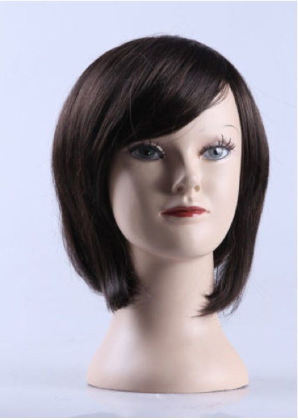 Female Realistic Fiberglass Head H67