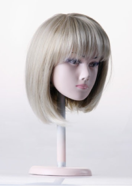 Female Realistic Fiberglass Head ZLXTT14