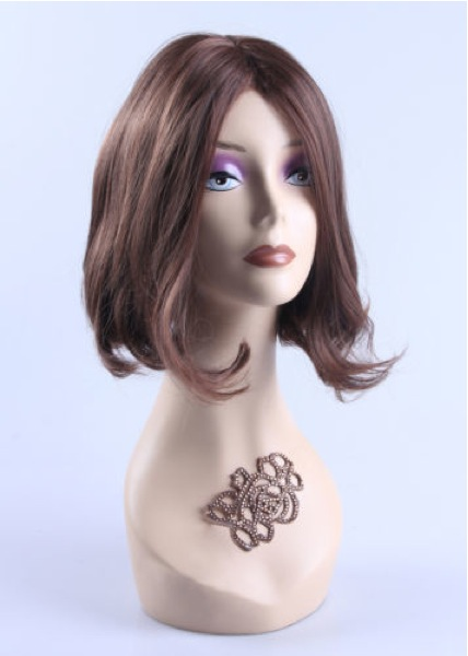 Female Realistic Fiberglass Head ZLXTT17