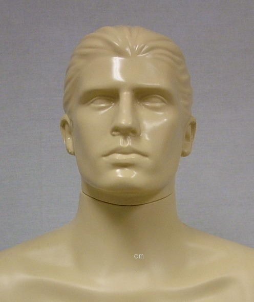Male Brazilian body with Head