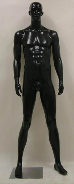 Male Fiberglass Black