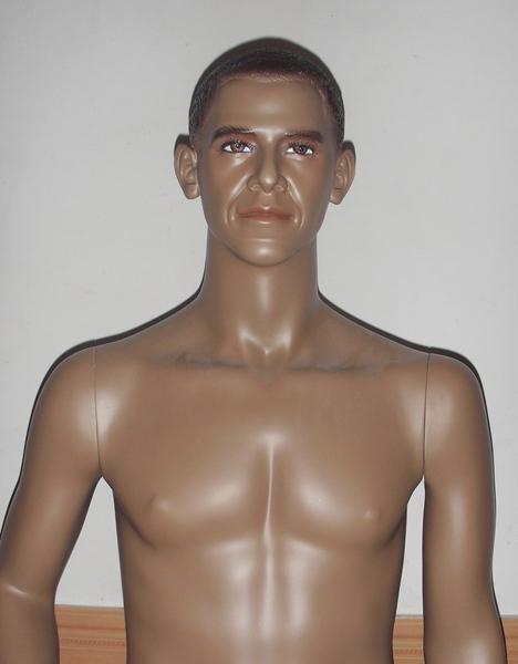Obama Mannequin