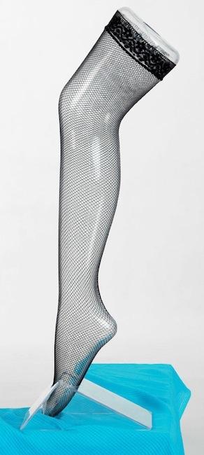 Female sock display TM1 Clear