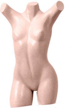 Female Sports Torso Form