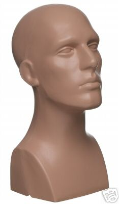 Male Head Flesh'