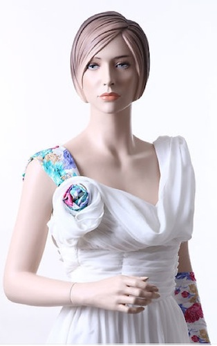 FEMALE FULL BODY FIBERGLASS ADA4