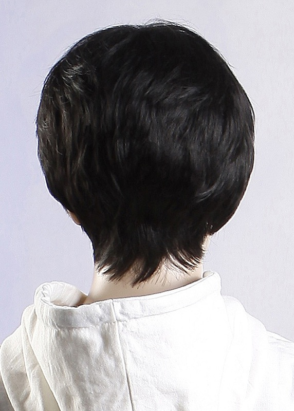 WIG Female Realistic Wig BC01-1B