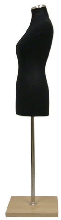 Pinnable Female Mannequin Dress Form 34P4WN