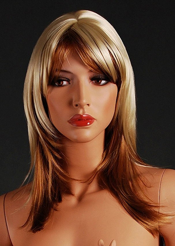 WIG Female Realistic E-KAR-27P613