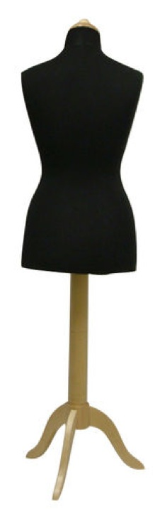 Pinnable Female Mannequin Dress Form 40P5WN