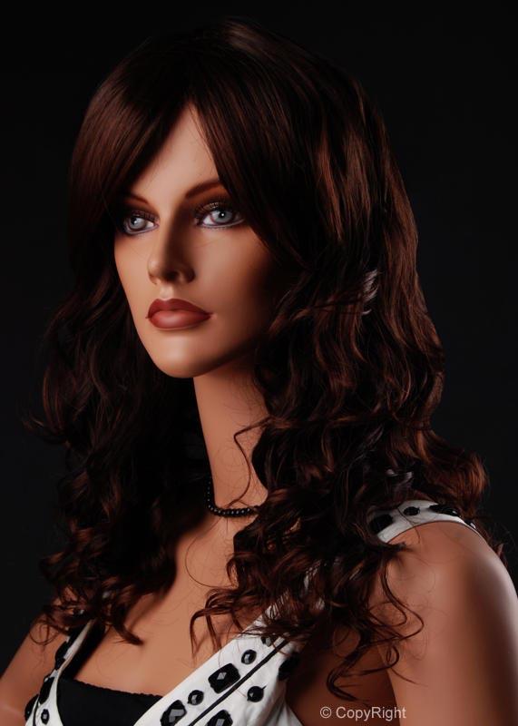 Female Fiberglass Italian Mannequin em6