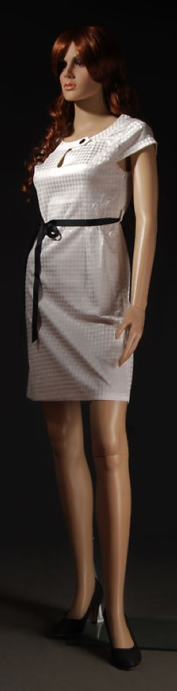 Sexy Glamorous Plastic Mannequin Melinda F2