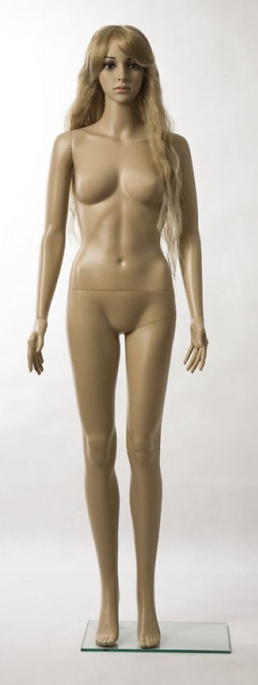 Plastic Mannequin F10