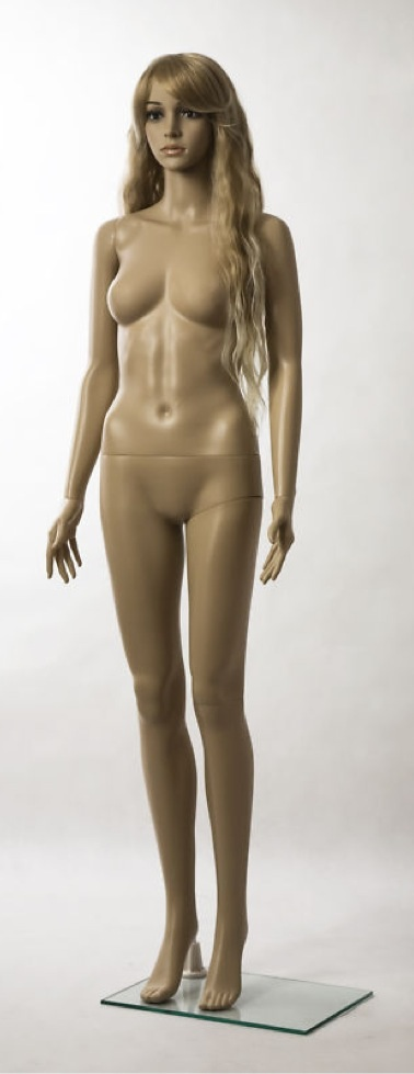 Sexy Glamorous FiberGlass Mannequin Misty F10