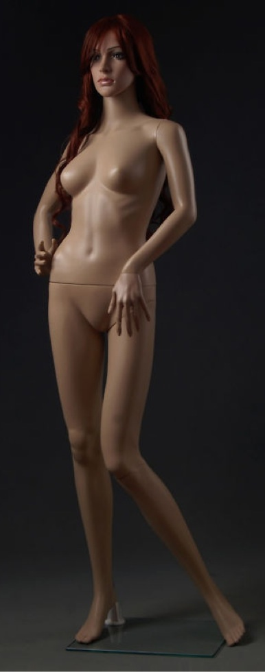 Sexy Glamorous Plastic Mannequin Nancy F8