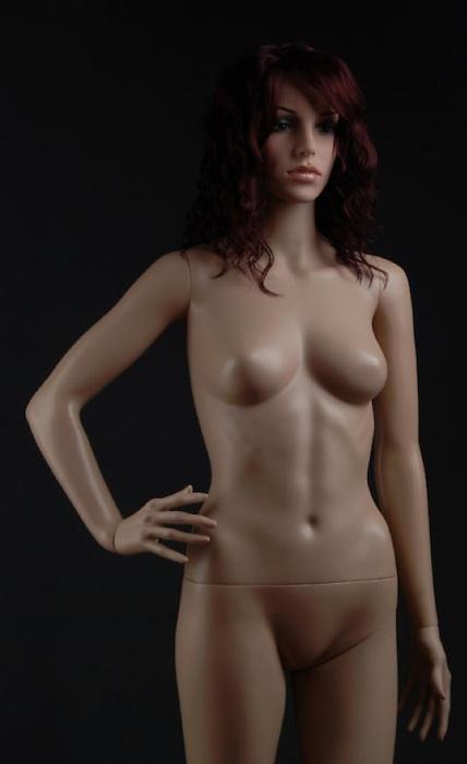 Sexy Glamorous Plastic Mannequin Renee F1