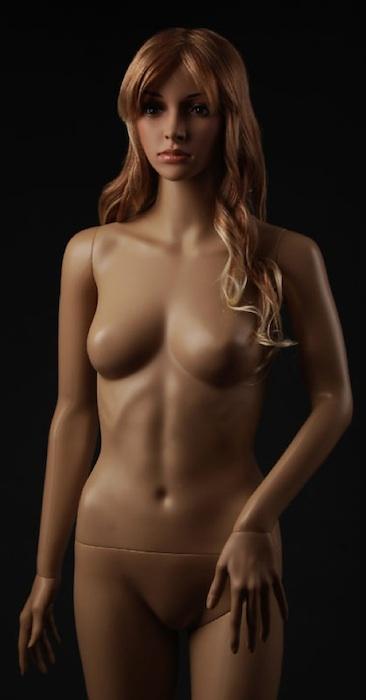 Sexy Glamorous Plastic Mannequin Rhonda F3