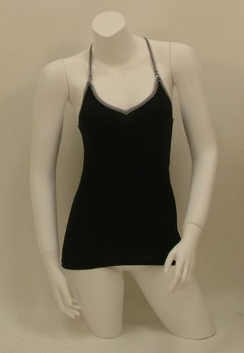 Female Torso Mannequin W/Arms Table Top fph7