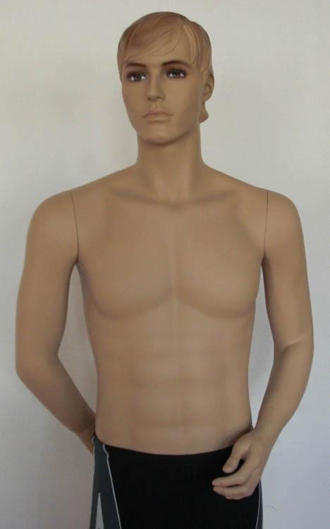 Male FiberGlass Realistic Mannequin (GM6)