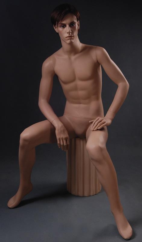 Male Sitting GZM2