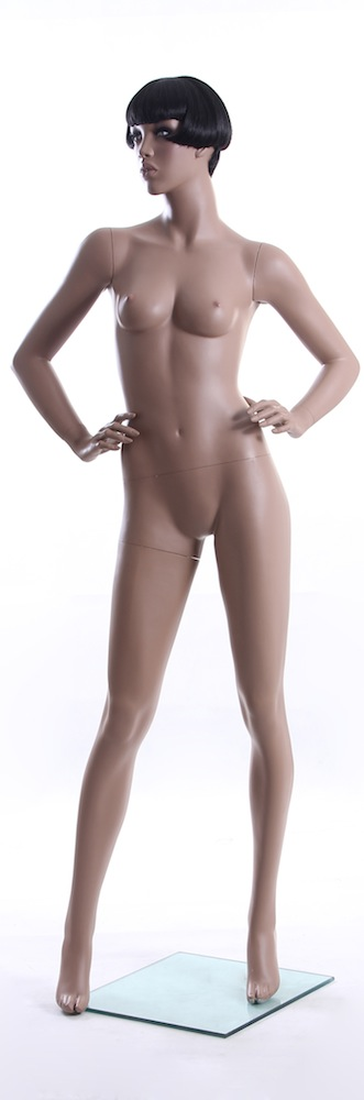 FEMALE FULL BODY FIBERGLASS KAY2