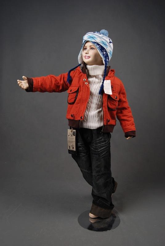 Child Fiber glass mannequin KM2