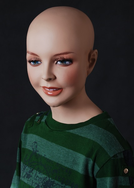 Child Fiber glass mannequin KM5