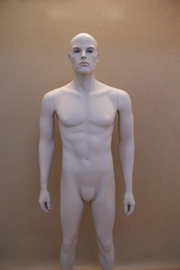 Male Fiberglass Mannequin JBD1