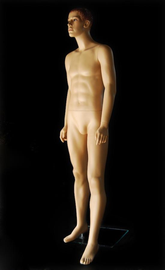 Male Fiberglass Mannequin KM21