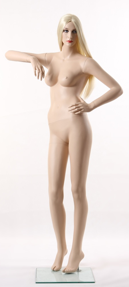 FEMALE FULL BODY FIBERGLASS MAY13