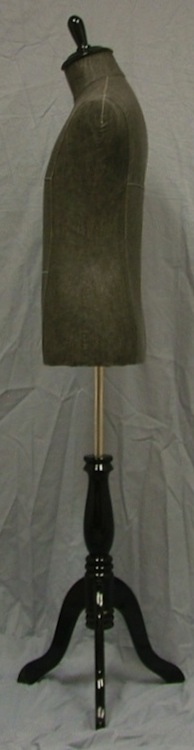 MALE MANNEQUIN DRESS FORM TRIPOD Base B9