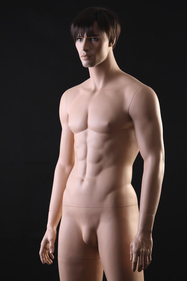 Male Full Body Fiberglass Mannequin Mark2