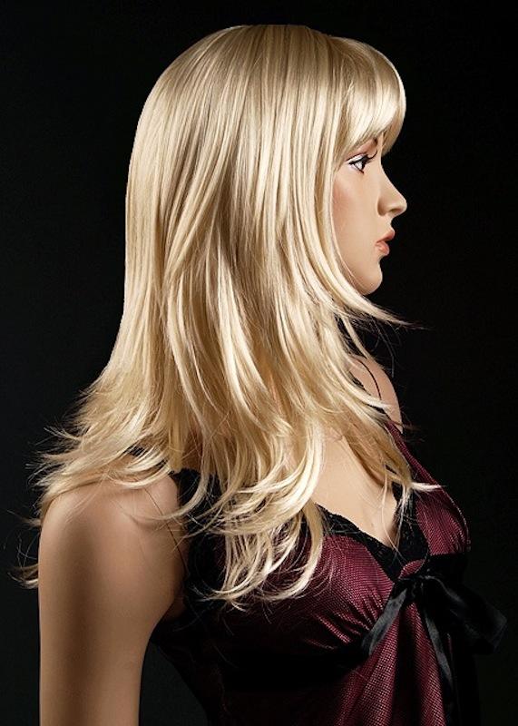 WIG Female Realistic Wig S1885-613