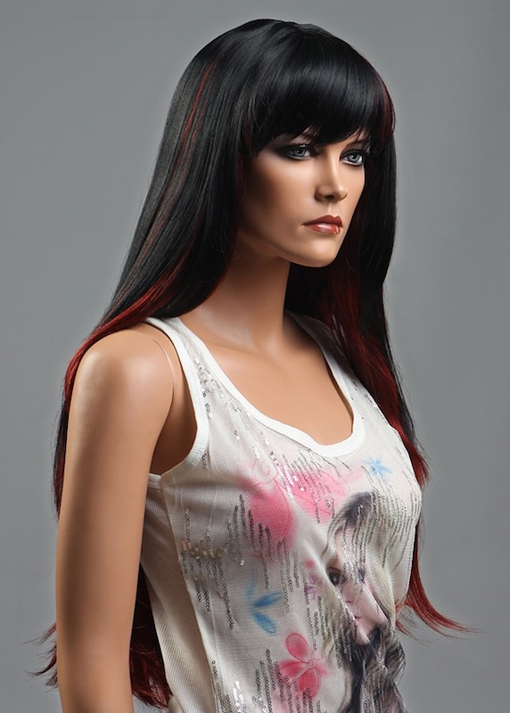 WIG Female Realistic Wig S678-1-1T139-139