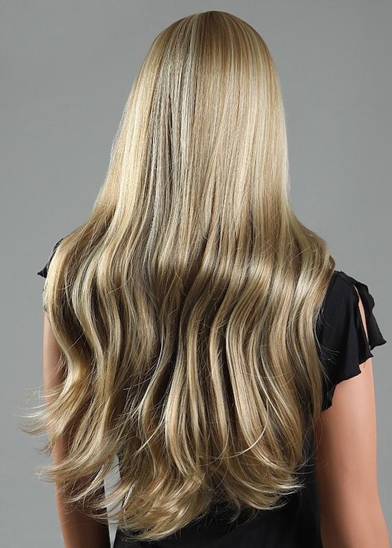 WIG Female Realistic Wig S678-15TT613=1