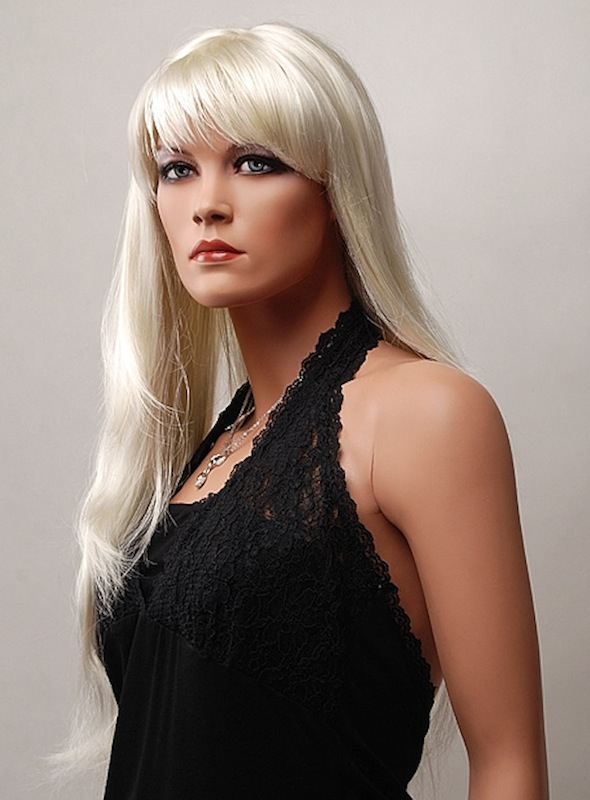 WIG Female Realistic Wig S678-613=1