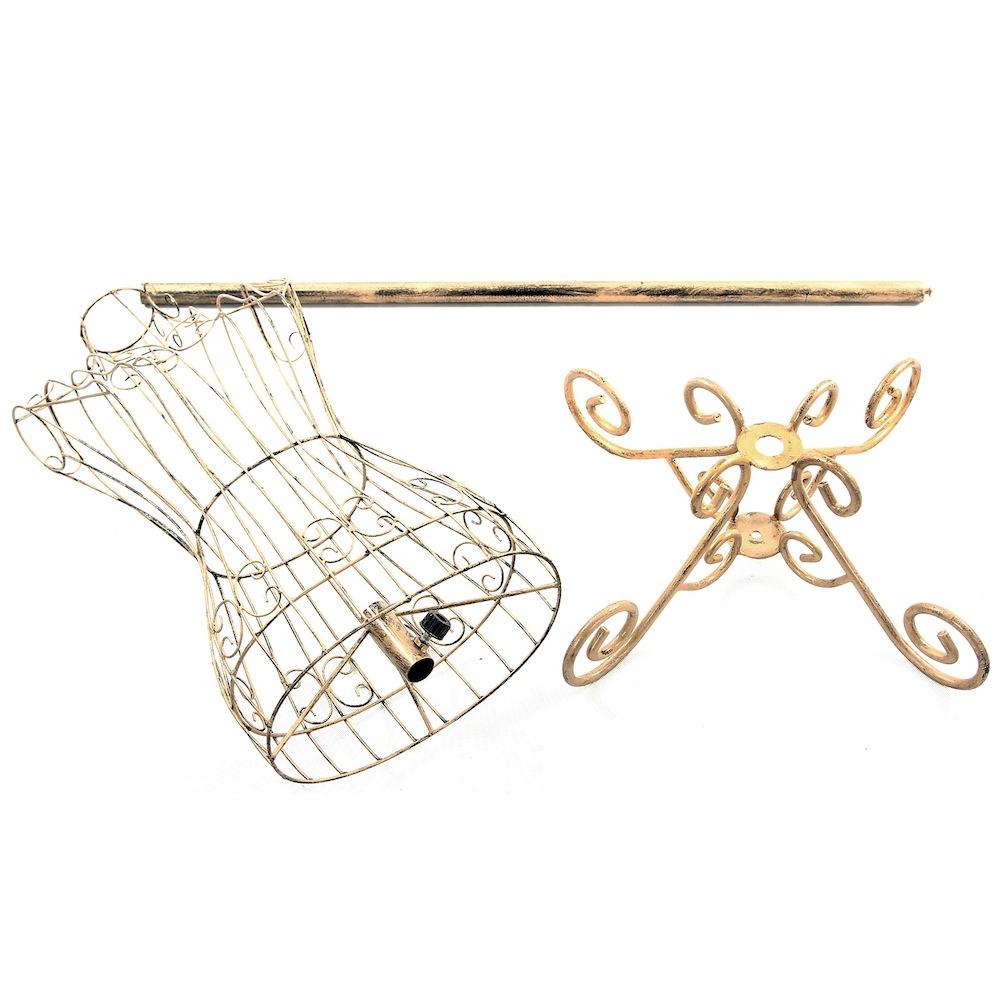Wire Dress Form SKMD03