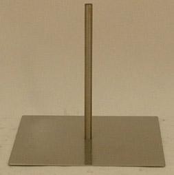 Male Pinnable Table Top Steel