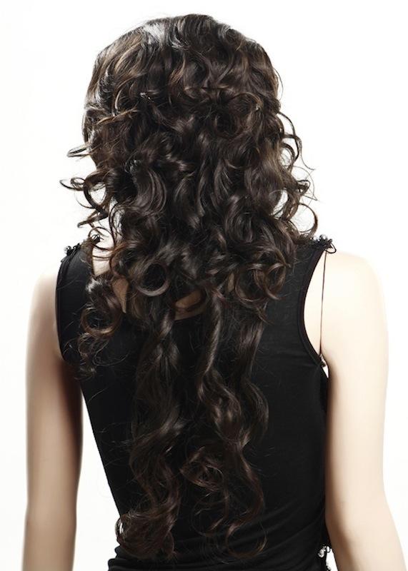 WIG Female Realistic Wig XC499-2T33=1