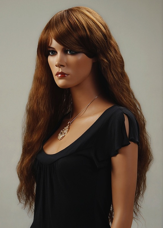 WIG Female Realistic XC569-30H130=1