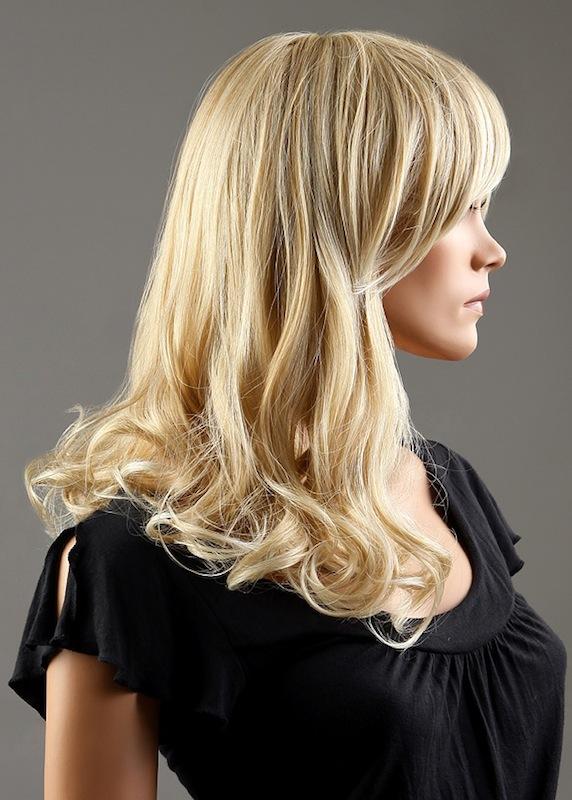 WIG Female Realistic Wig XC689B-27T613