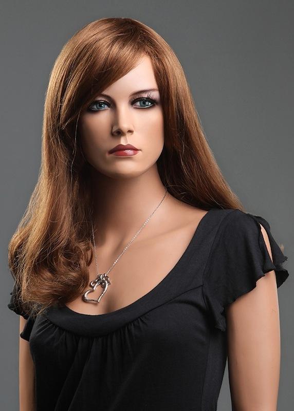WIG Female Realistic Wig XC689B-331