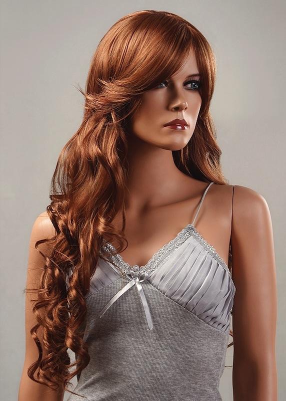 WIG Female Realistic Wig XC96-30H130