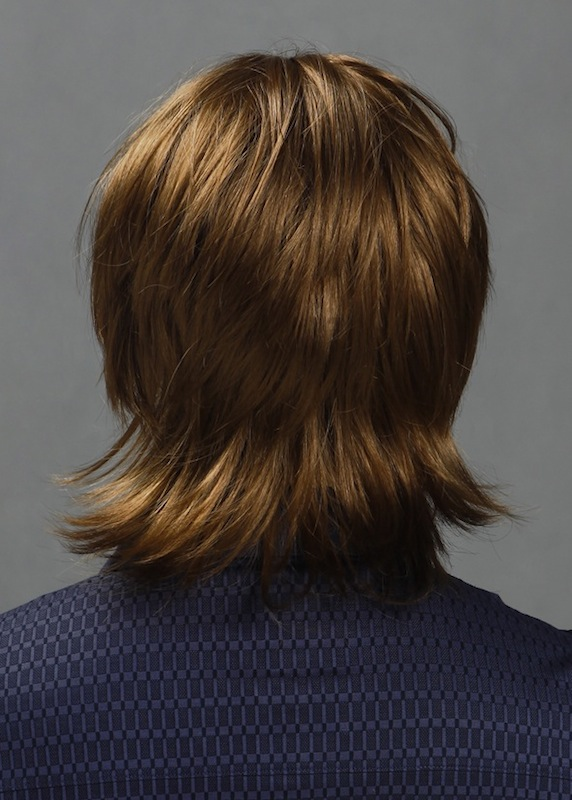 WIG male Realistic Wig ZL2-30
