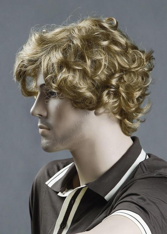 WIG Female Realistic Wig ZL4-19
