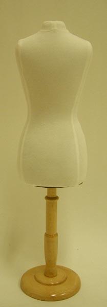 Mini dress form